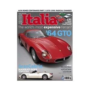 Tidningen Auto Italia 12 nummer