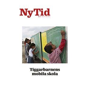 Tidningen Ny Tid 12 nummer