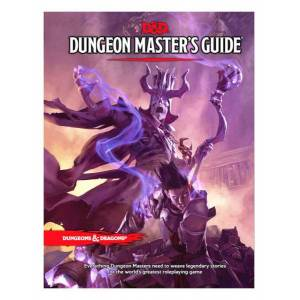 """Wizards of the Coast Dungeons & Dragons Dungeon Master"""""""