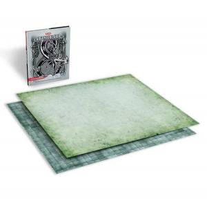 Wizards of the Coast Dungeons & Dragons RPG Dungeon Adventure Grid