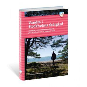 Calazo förlag Vandra i Stockholms skärgård Rosa