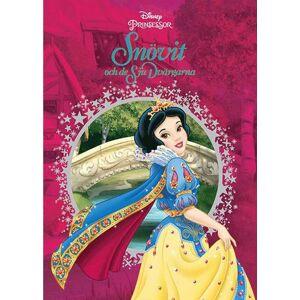 Disney Snövit och de sju dvärgarna - Inbunden Bok, Svenska 2016