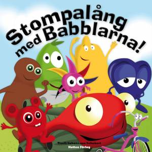 Babblarna Bok Stompalong med Babblarna! SE