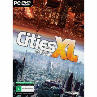 Cities Xl 2012 Pc - Unissex