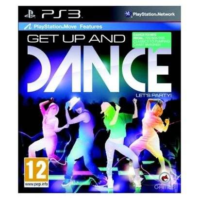 Get Up And Dance - PS3 - Unissex