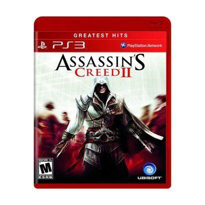 Jogo Assassin's Creed II - PS3 - Unissex