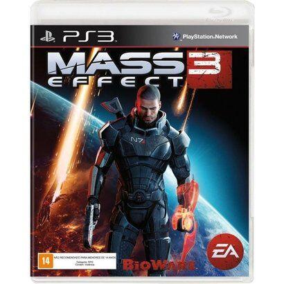 Jogo Mass Effect 3 - PS3 - Unissex