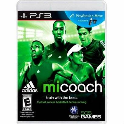 Micoach By Adidas - PS3 - Unissex