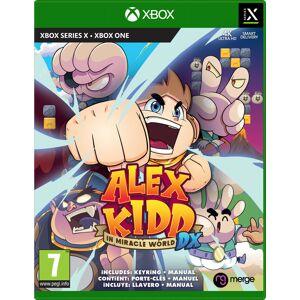 Alex Kidd In Miracle World Dx - Xbox Series X