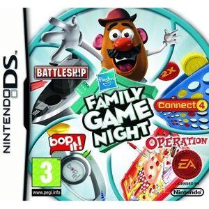 Hasbro Family Game Night Volume 1 - Dk - Nintendo DS
