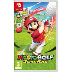 Mario Golf Super Rush (uk, Se, Dk, Fi) - Nintendo Switch