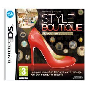 Nintendo Presents: Style Boutique (se/dk) - Nintendo DS