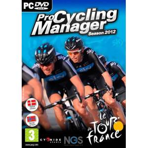 Pro Cycling Manager 2012 (dk/no) - PC