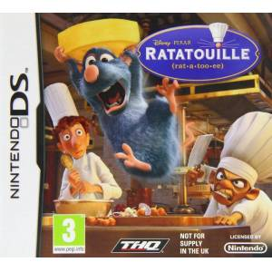 Nintendo Ratatouille - Dk - Nintendo DS