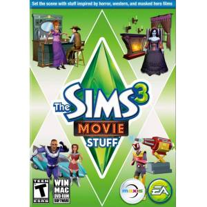 The Sims 3: Film Xtrapakke (dk) Movie Stuff - PC