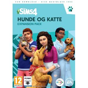 The Sims 4: Cats And Dogs (dk) - PC