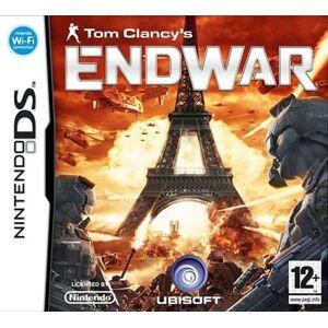 Nintendo Tom Clancys Endwar - Dk - Nintendo DS