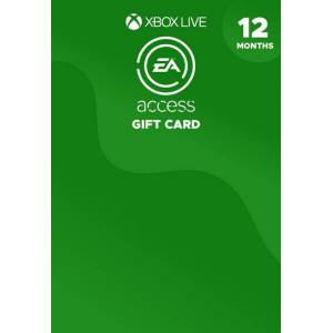 Microsoft EA Access Pass Code 12 months Xbox Live Key GLOBAL