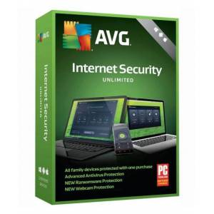 AVG Internet Security Unlimited 2019