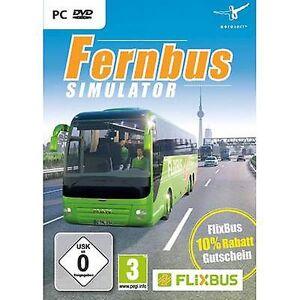 Aerosoft Fernbus-Simulator PC