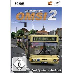 Aerosoft OMSI 2 Der Omnibussimulator PC