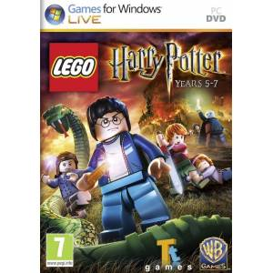 Warner Home Video LEGO Harry Potter Years 5 - 7
