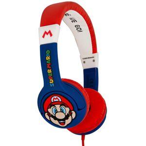 OTL Technologies Hörlurar för barn Super Mario