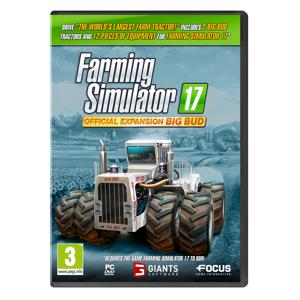 Farming Simulator 17 - BIG BUD DLC