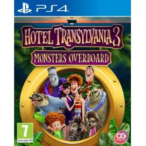 Outright Games Hotel Transylvania 3: Monsters Overboard