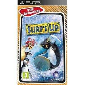 UbiSoft Surfs Up Essentials Edition Sony PSP spel