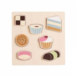 Kids Concept Fika Pussel One Size