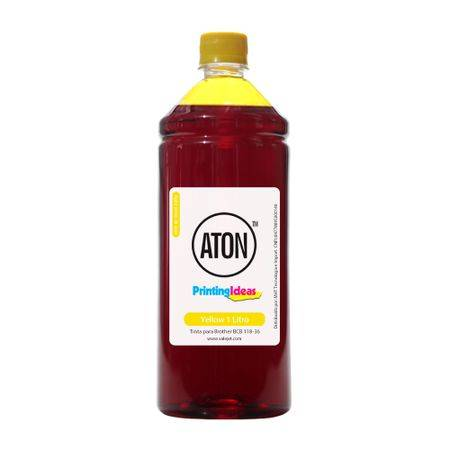 Valejet Tinta para Brother BCB 118-36 Aton Yellow 1 Litro