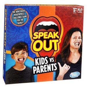 Speak Out Spil - Børn Mod Voksne - Dk