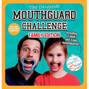 Mouthguard Challenge Spil - Familie Udgave (dk/no)
