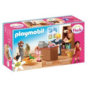 Playmobil Heidi - Keller's Landsby Butik - 70257