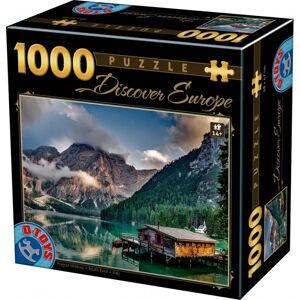 Puslespil Med 1000 Brikker - Tyrol I Italien