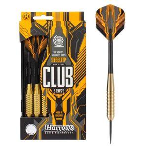 Harrows Club Brass steeltip darts fra Harrows 23 gram