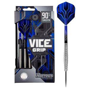 Harrows Vice 90% NT steeltip dartpile fra Harrows