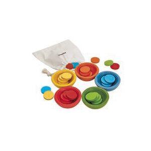 Plan Toys Lajittele ja laske