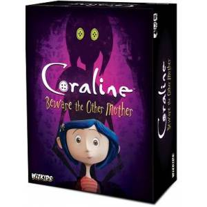 Coraline Brettspill Beware the Other Mother
