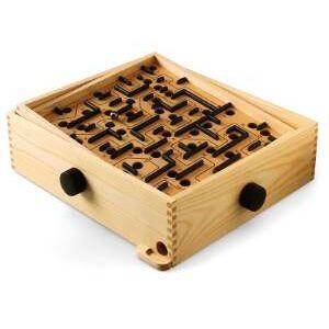 Brio Labyrint Kulespill Brettspill Klassikeren - Hvem kommer lengst?