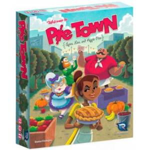 Apple Pie Town Terningspill Spies Lies and Apple Pies