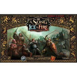 Song of Ice & Fire Brettspill Starter Set - Stark vs Lannister