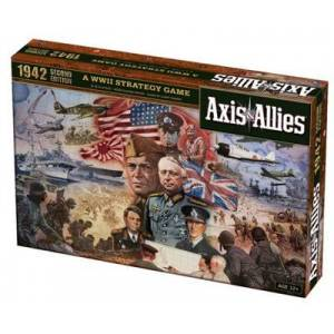 Axis & Allies 1942 2nd Ed. Brettspill (2nd Edition)