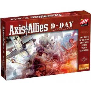 Axis & Allies D-Day Brettspill 2019 Edition