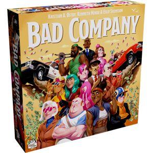 Bad Company Brettspill