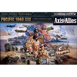 Axis & Allies Pacific 1940 Brettspill 2nd Edition - Frittstående spill