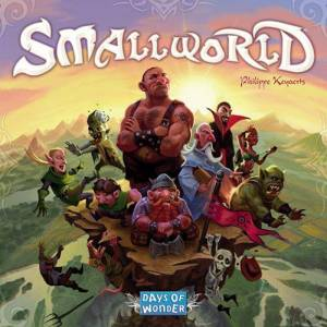 Small World Brettspill - Norske regler Grunnspillet - SmallWorld Boardgame