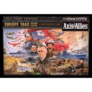 Axis & Allies Europe 1940 Brettspill 2nd Edition - Frittstående spill