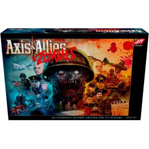 Axis & Allies & Zombies Brettspill